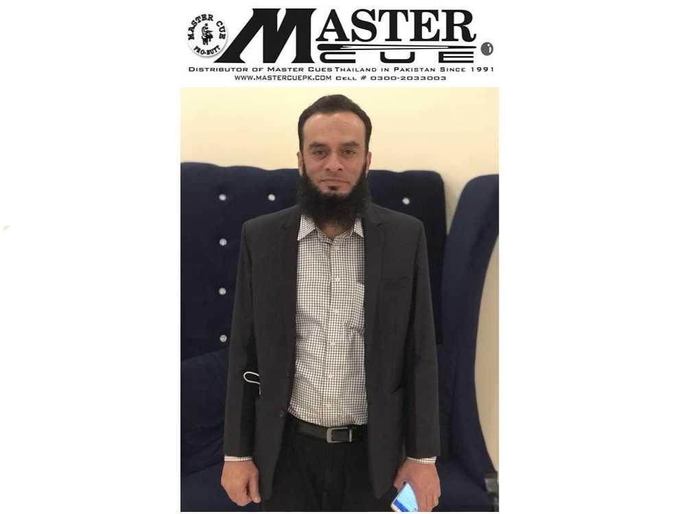 Authorised Stockist – Master Cue