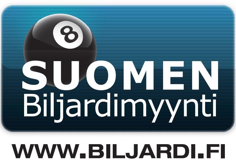 Authorised Stockist – Suomen Biljardimyynti